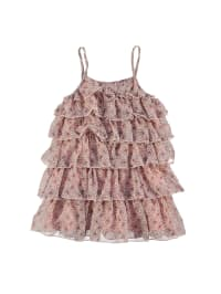 TroiZenfants Kleid in Rosa/ Bunt