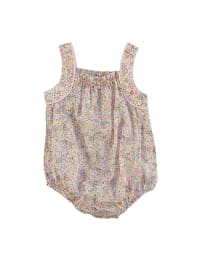 TroiZenfants Body in Creme/ Rosa/ Gelb/ Taupe