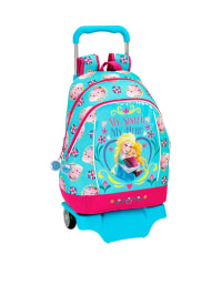 Disney Trolley in Türkis/ Pink - (B)32 x (H)42 x (T)17 cm