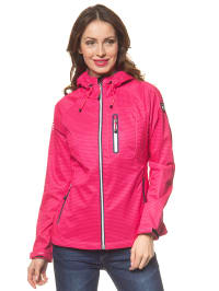 "Killtec Softshell-Jacke ""Undina""  in Pink"