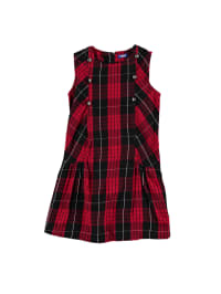 UBS.2 Kleid in Rot/ Schwarz