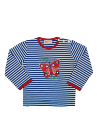 Dutch Bakery Longsleeve in Blau/ Weiß/ Rot