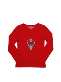 Dutch Bakery Longsleeve in Rot