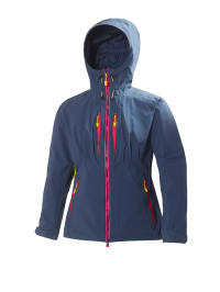 "Helly Hansen Funktions-Jacke ""Odin H2 Flow"" in Dunkelblau"