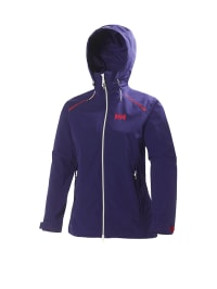 """Helly Hansen Funktions-Jacke """"Valhall"""" in Lila"""