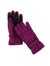 """Ziener Handschuhe """"Kenya"""" in Lila/ Schwarz"""
