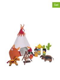 Bieco Spielwaren 11tlg. Indianer-Spielset - ab 3 Jahren