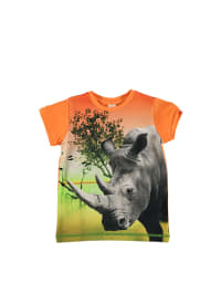 "Wild Shirt ""Army"" in Orange/ Bunt"