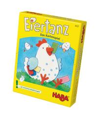 """Haba Spiel """"Eiertanz – Das Kartenspiel"""" - ab 6 Jahren"""