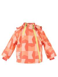 Mikk-line Jacke in Orange/ Gelb