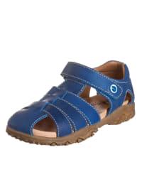 Naturino Leder-Sandalen in Blau