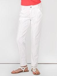 MEK Hose in Weiß