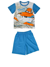 Leomil Pyjama in Blau/ Bunt