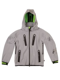 "XSExes Softshelljacke ""Hype Function"" in Grau"