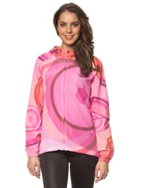 "Desigual Trainingsjacke ""Pili"" in Rosa/ Pink"