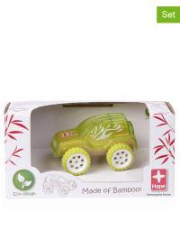 Hape Toys 4tlg. Minifahrzeug-Set - ab 3 Jahren