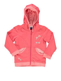 "Tom Tailor Sweatjacke ""Dragonfly"" in Koralle"