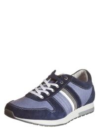 """Swissies Sneakers """"Samuel"""" in Dunkelblau/ Hellblau/ Weiß"""