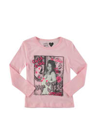 Complices Longsleeve in Rosa/ Bunt