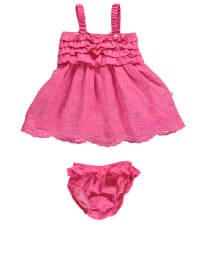 Kanz 2tlg. Outfit in Pink
