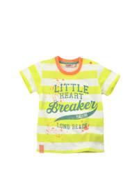 "Bondi Shirt ""Breaker"" in Gelb/ Weiß"