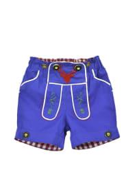 "Bondi Shorts ""Gipfelstürmer"" in Blau"