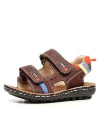 Naturino Leder-Sandalen in Braun