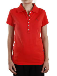Tommy Hilfiger Poloshirt in Rot