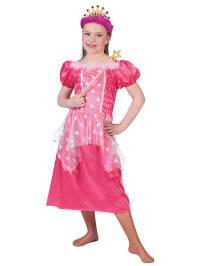 "Funny Fashion Kostüm ""Prinzessin Rosa"" in Pink"