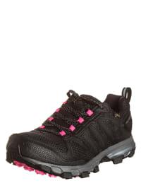 """Adidas Outdoor-Schuhe """"Response Trail"""" in Schwarz/ Pink"""