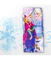 """Disney Schlafsack """"Frozen - Winter"""" in Bunt"""