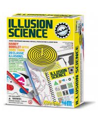 """4M Experimentierset """"Illusion Science"""" - ab 8 Jahren"""