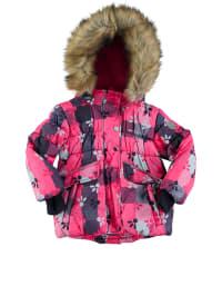 """Kamik Winterjacke """"Darcy"""" in Pink/ Blau"""