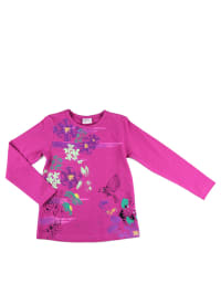 "What´s up Kids Longsleeve ""Sakura"" in Pink/ Bunt"