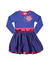 Paglie Kleid in Blau