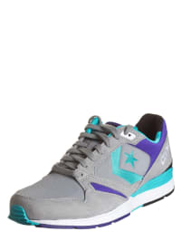 """Converse Sneakers """"Wave Racer OX"""" in Hellgrau/ Türkis"""