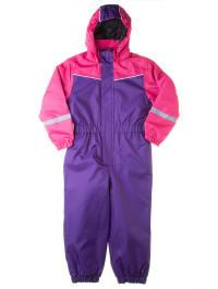 "Color Kids Schneeanzug ""Dunbar""  in Lila/ Pink"