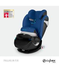 "Cybex Autokindersitz ""Pallas M-fix"" in Blau/ Schwarz"