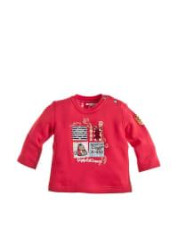 "Bondi Sweatshirt ""Gipfelstürmer"" in Rot"